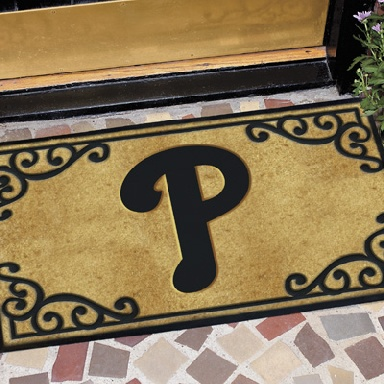 Philadelphia Phillies Exterior Door Mat