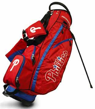 Philadelphia Phillies Fairway Stand Bag