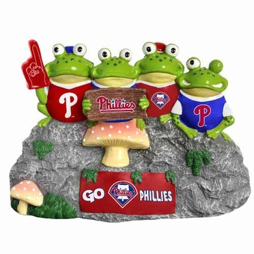 Philadelphia Phillies Frog Fan Bench