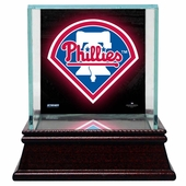 Philadelphia Phillies Display Cases