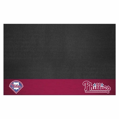 Philadelphia Phillies Grill Mat