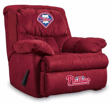 Philadelphia Phillies Home Team Recliner