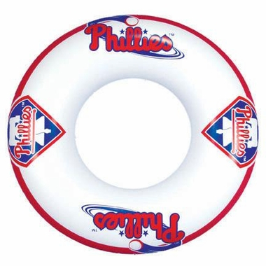 Philadelphia Phillies Inflatable Inner Tube