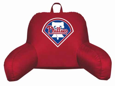 Philadelphia Phillies Jersey Material Bedrest