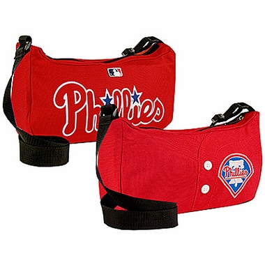 Philadelphia Phillies Jersey Material Purse