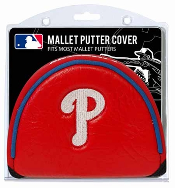 Philadelphia Phillies Mallet Putter Cover
