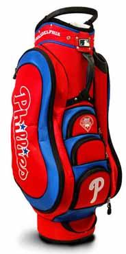 Philadelphia Phillies Medalist Cart Bag