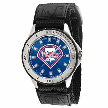 Philadelphia Phillies Mens Veteran Watch