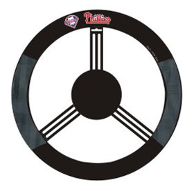 Philadelphia Phillies Steering Wheel Cover - Mesh