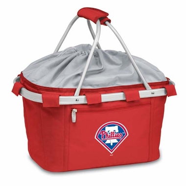 Philadelphia Phillies Metro Basket (Red)