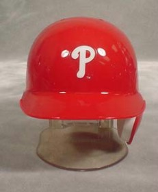 Philadelphia Phillies Mini Batting Helmet