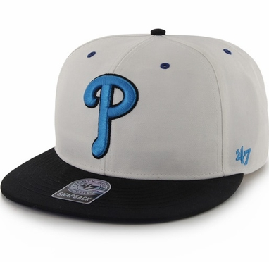 Philadelphia Phillies MLB 47 Brand Two Tone Maxim Neon Snap Back Hat