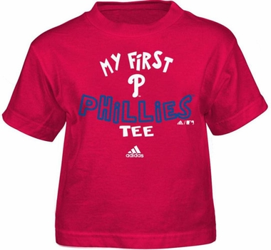 Philadelphia Phillies My First Tee Infant Shirt