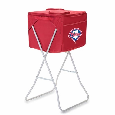 Philadelphia Phillies Party Cube (Red)
