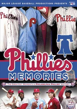 Philadelphia Phillies Phillies Memories DVD