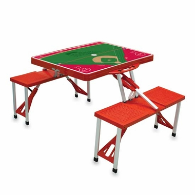 Philadelphia Phillies Picnic Table Sport (Red)