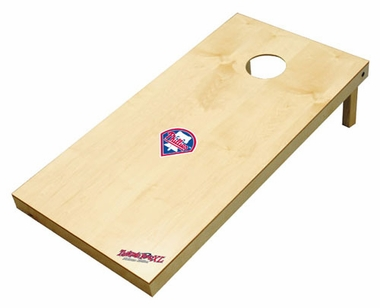 Philadelphia Phillies Regulation Size (XL) Tailgate Toss Beanbag Game