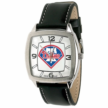 Philadelphia Phillies Retro Mens Watch