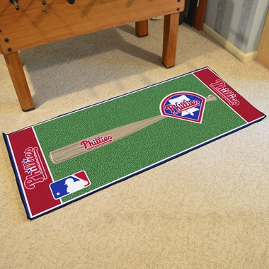 Philadelphia Phillies Runner Rug