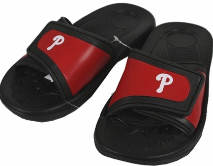 Philadelphia Phillies Shower Slide Flip Flop Sandals