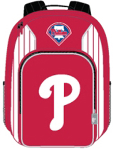 Philadelphia Phillies Southpaw Youth Backpack