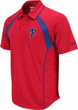 Philadelphia Phillies Trainer Performance Polo Shirt