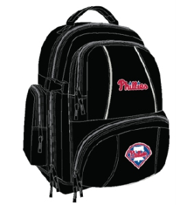 Philadelphia Phillies Trooper Backpack