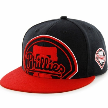 Philadelphia Phillies Two Tone Colossal Snap Back Hat