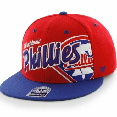 Philadelphia Phillies Underglow MVP Snap Back Hat