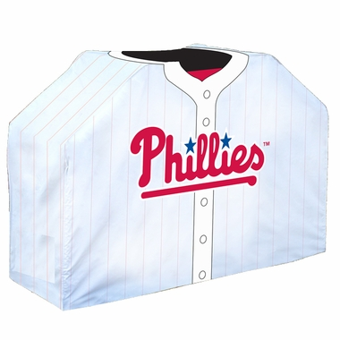 Philadelphia Phillies Uniform Grill Cover