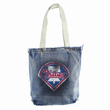 Philadelphia Phillies Vintage Shopper (Denim)
