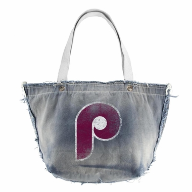 Philadelphia Phillies Vintage Tote (Retro Logo)