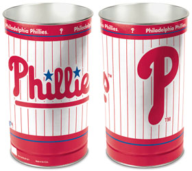 Philadelphia Phillies Waste Paper Basket