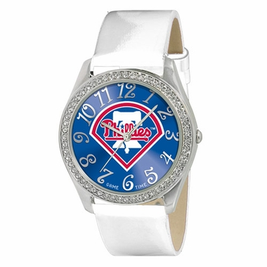 Philadelphia Phillies Women's Glitz Watch