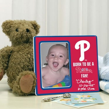 Philadelphia Phillies Youth Picture Frame