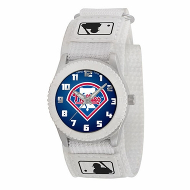 Philadelphia Phillies Youth Rookie Watch (White)