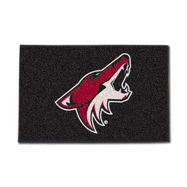Arizona Coyotes 20 x 30 Rug