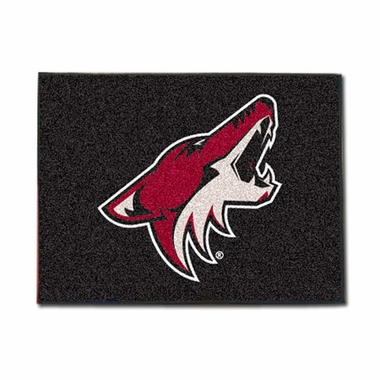Arizona Coyotes 34 x 45 Rug