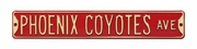 Arizona Coyotes Wall Decorations