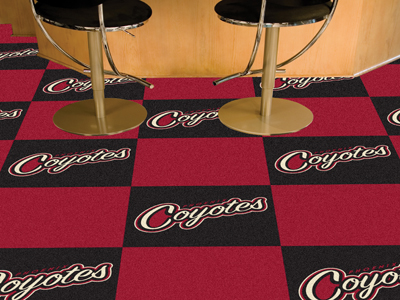 Arizona Coyotes Carpet Tiles