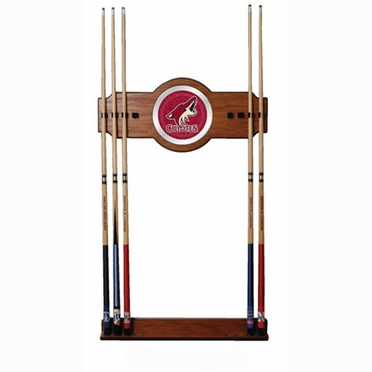 Arizona Coyotes Cue Rack