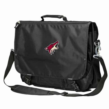 Arizona Coyotes Executive Attache Messenger Bag