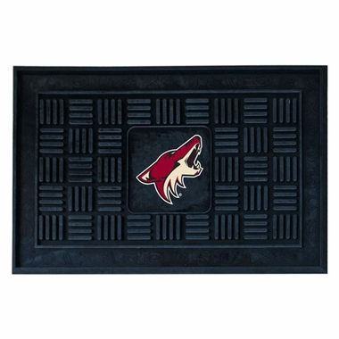 Arizona Coyotes Heavy Duty Vinyl Doormat