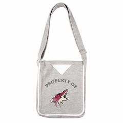 Arizona Coyotes Hoodie Crossbody Bag