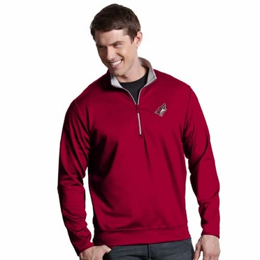 Arizona Coyotes Mens Leader Pullover (Team Color: Maroon)