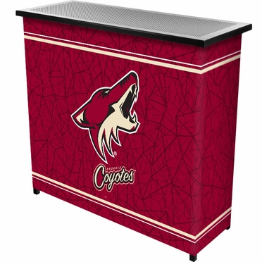 Arizona Coyotes Portable Bar