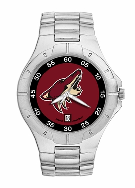 Arizona Coyotes Pro II Men's Stainless Steel Watch