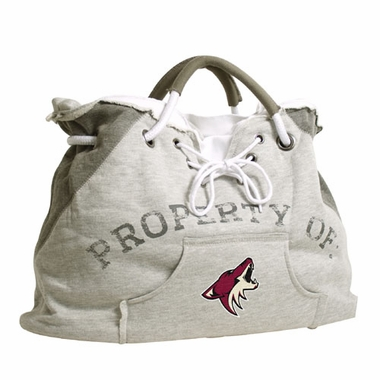 Arizona Coyotes Property of Hoody Tote