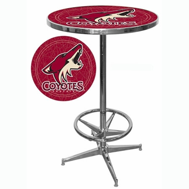 Arizona Coyotes Pub Table