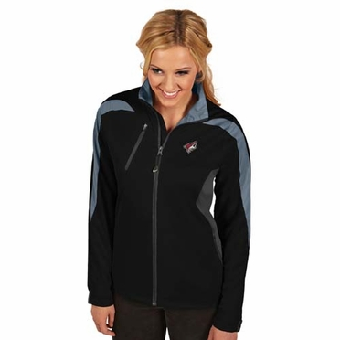 Arizona Coyotes Womens Discover Jacket (Team Color: Black)